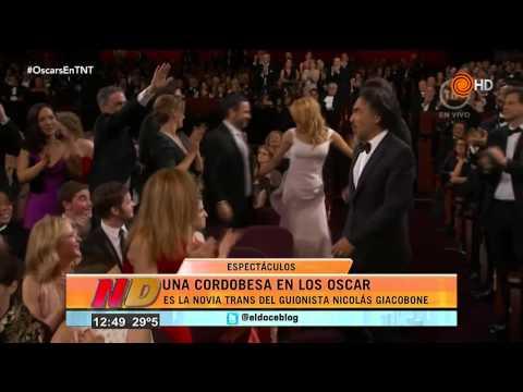 Los guionistas argentinos ganadores del Oscar  Noticiero Doce