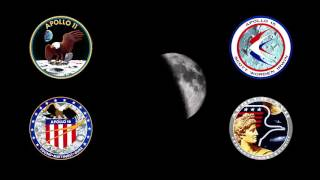 Apollo Moon Landing Sites, Moon Phases In Nov. 2015 Skywatching | Video