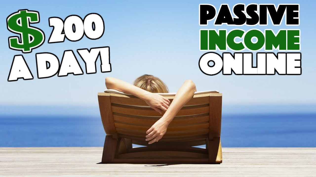 Passive income investment options