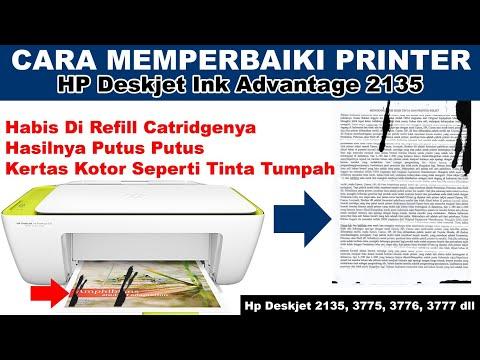 Printer hp deskjet seri apa pun yang banjir , jangan coba coba menghidupkannya , lakukan hal ini ter.