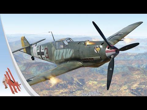 War Thunder Gameplay - German Air Superiority