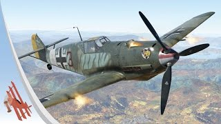 War Thunder Gameplay - German Air Superiority