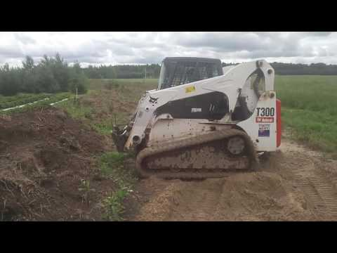Bobcat T300 Problem YouTube