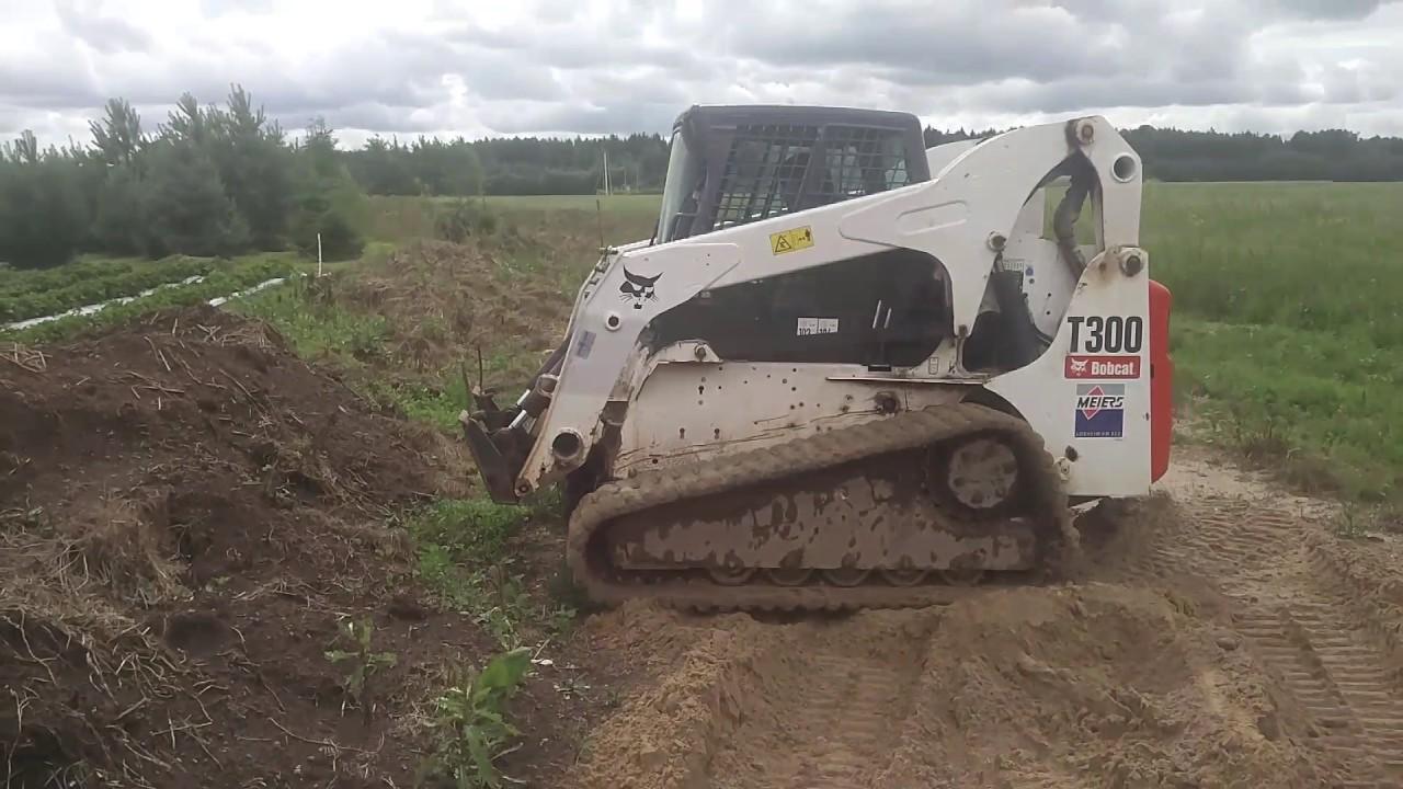 Bobcat t300 problem