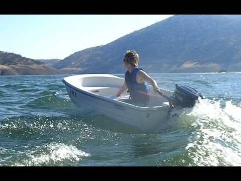 Water Tender 9.4 tri-hull performance test and review