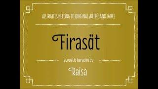 [Acoustic Karaoke] Firasat - Raisa