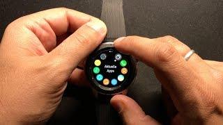 Samsung Galaxy Watch Tipps und Tricks (Deutsch)
