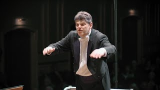 Guy Braunstein conducts Brahms 4th symphony (excerpts), Hamburg Symphony orchestra