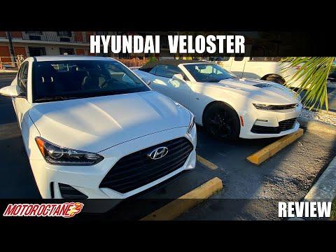 Hyundai I30 Ki Sporty Cousin - Veloster | Hindi Review | MotorOctane