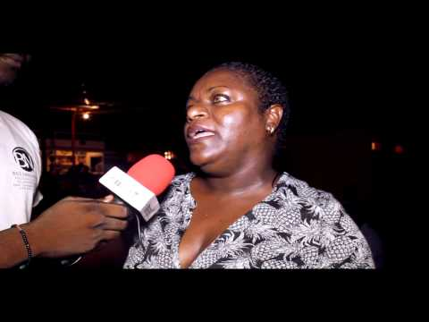 Noite de Karaoke em Cabinda na Roullote Vanias