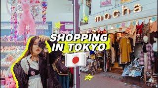 Going broke in Harajuku & Shimokitazawa 💸 | Come Shop With Me Tokyo thumbnail