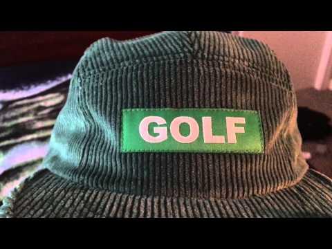 Golf wang kelly green corduroy 5 panel hat review. - YouTube 74cc9cf20a8