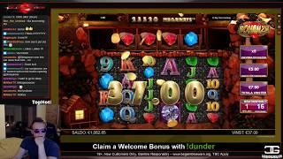 BIG WIN on Bonanza Slot - 5€ Bet!