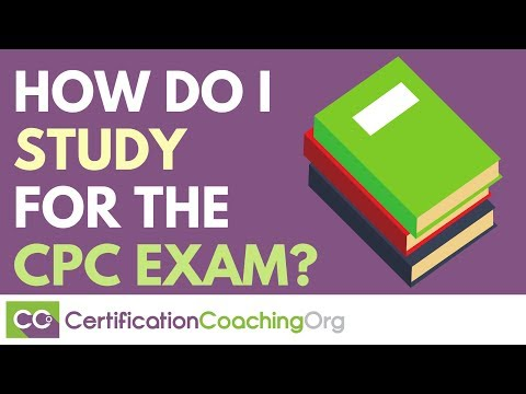 How Do I Study for the CPC Exam?