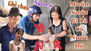 Cười Với Ông Thuận Gòm Tặng Máy Lọc Nước Thông Minh Cho Dì Hai -Duy Nhất Chỉ 1 Cái Ở Việt Nam
