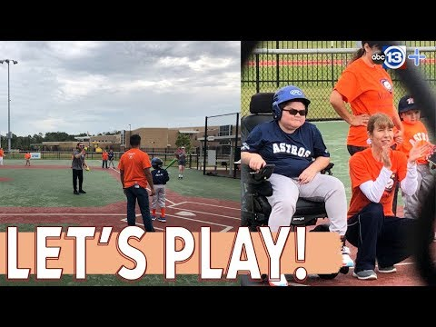Sports Programs for the Child With Special Needs