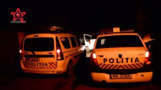 Urmarire Politia dupa un mopedist fara permis Gherla (Cluj)