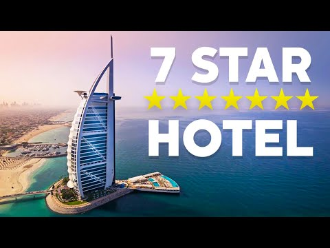 Inside The World's Only 7 Star Hotel