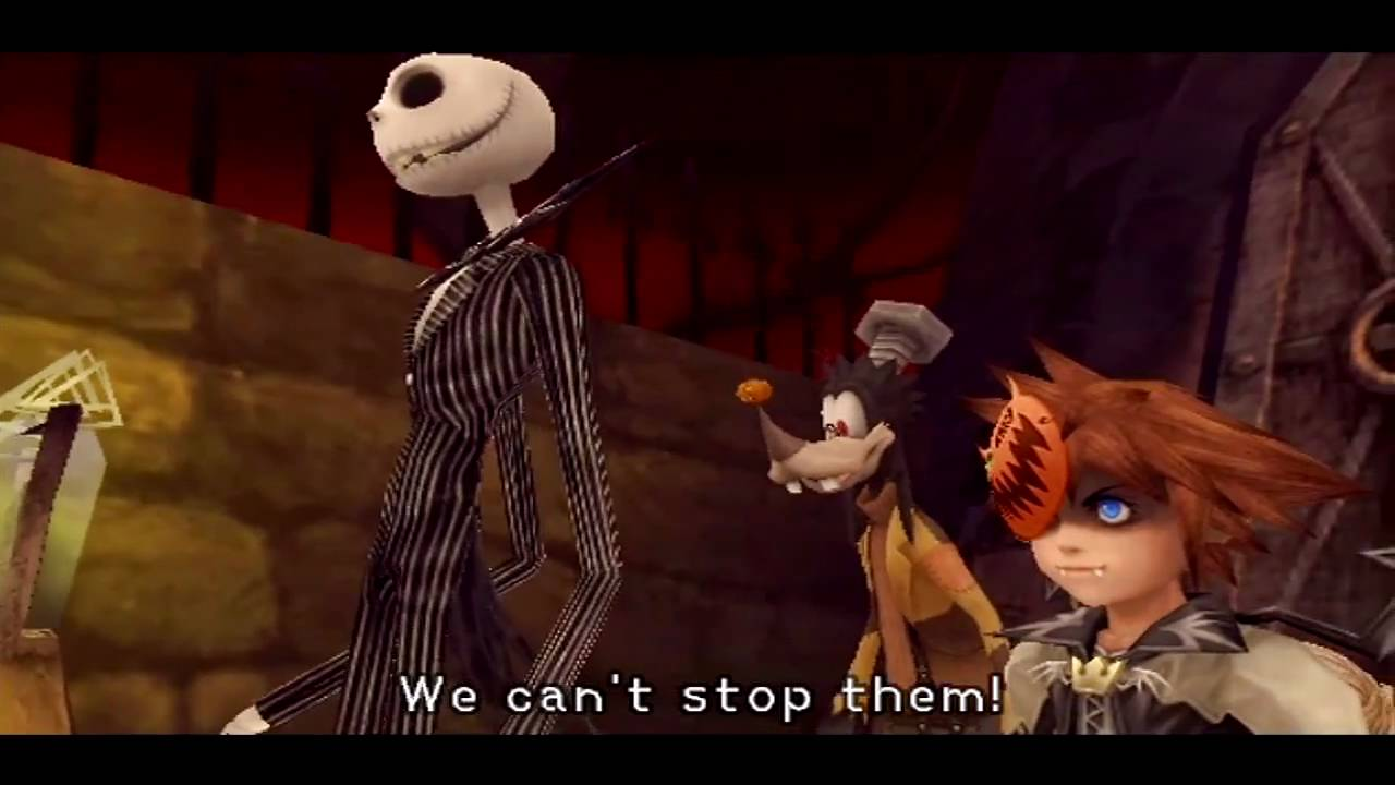 Halloween Town - [15] - Kingdom Hearts (PS2) - YouTube