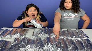 Don't Choose the Wrong Burrito Slime Challenge