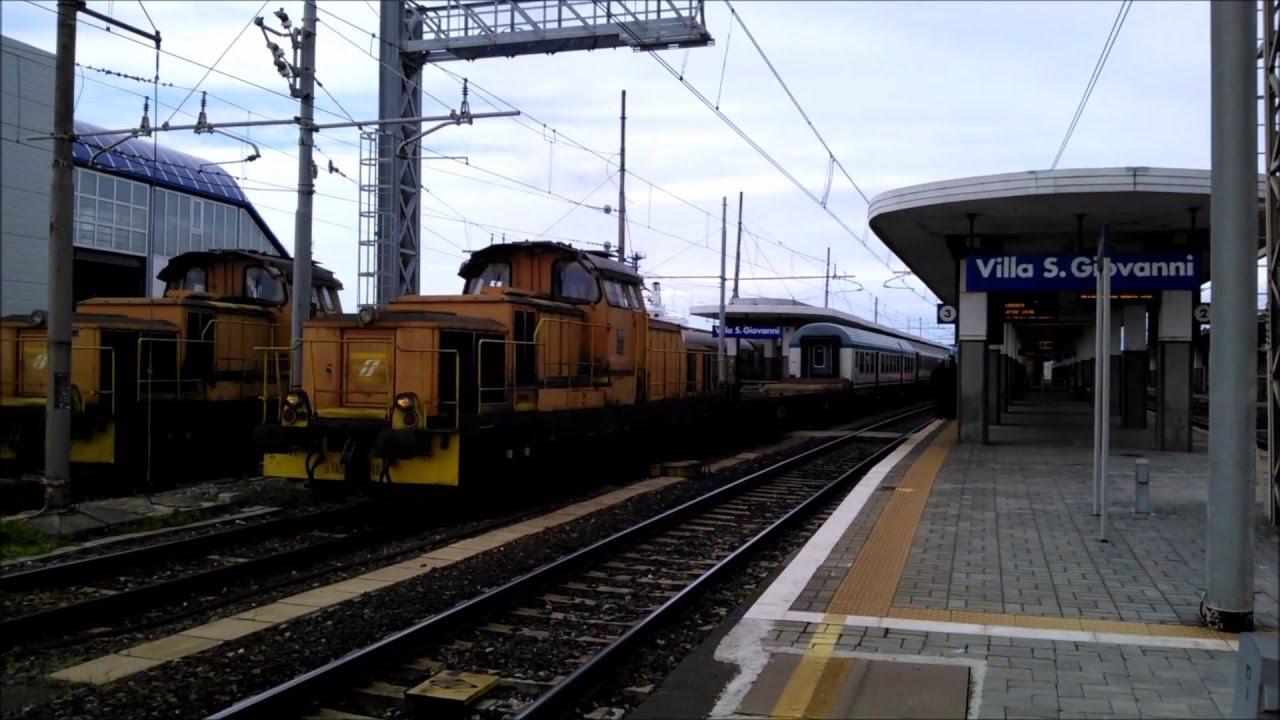 Villa San Giovanni Stazione Youtube