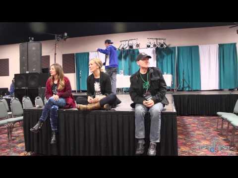 Animeland Wasabi 2014  Billy West  Cassandra Lee Morris  Emilie Ullerup