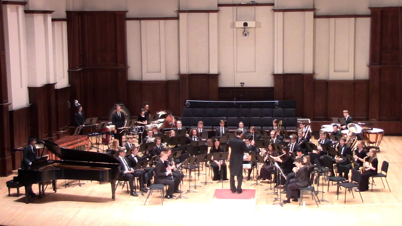 Stargazing (Erb) performed by the Detroit Symphony Youth Wind Ensemble