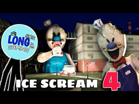 Bên Trong Nhà Máy Kem Của ROD Có Gì?? Ice Scream 4
