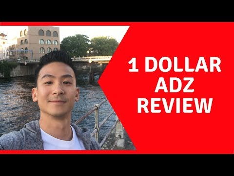 1 Dollar Adz Review - Should You Try It OR Stay Away??