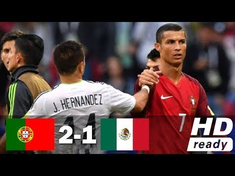 Portugal vs Mexico 2-1 All Goals & Extended Highlights RESUMEN & GOLES Confederation Cup 2017 |HD|