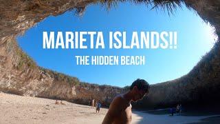 Marieta Islands Hidden Beach Pt. 5 | Liam Peterson