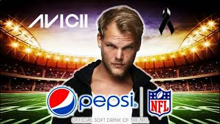 Avicii - Super Bowl Halftime Show (Fan Made)