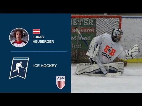 Lukas Heuberger | Recruiting Ice Hockey | ASM Scholarships