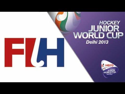 Hero and FIH Hockey Clinic in Delhi, India