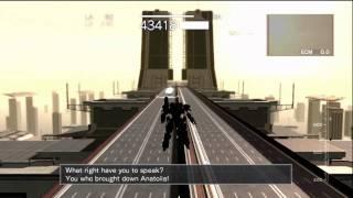 Armored Core FA: Defeat White Glint