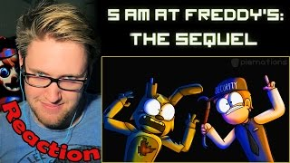 Video 5 AM at Freddy's: The Sequel REACTION! | WHERE'S THE KID!? | download MP3, 3GP, MP4, WEBM, AVI, FLV April 2018