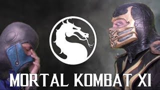 Mortal Kombat 11: Scorpion vs Sub Zero -  Politically Correct For 2018