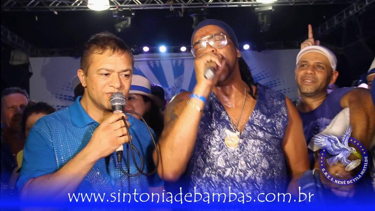 Download Nenê de Vila Matilde - Anúncio do Samba Campeão 2017