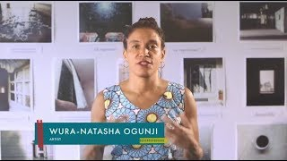 Watch highly regarded visual artist, performer and curator of local...