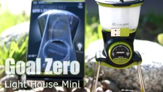 Goal Zero LightHouse Mini Review by Epic Trips