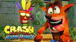 🔴 SEGUIMOS INTENTANDO NO MORIR EN EL INTENTO | CRASH BANDICOOT | GAMEPLAYSMIX