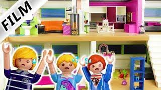 Playmobil Film deutsch | Luxusvilla in CHAOS | Wie konnte das passieren? Molli zurück bei Fam. Vogel