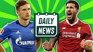 Hat Ander Herrera Spiele manipuliert? Wo will Emre Can hin und gibt Goretzka Vollgas gegen Bayern?
