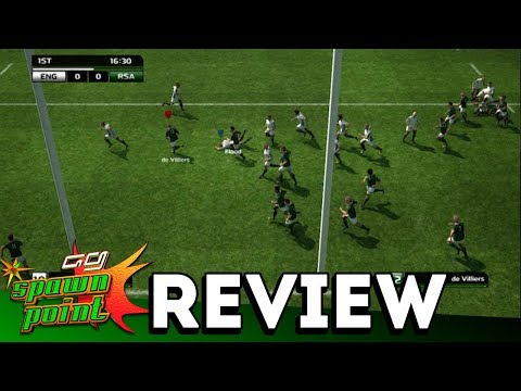 Rugby World Cup 2011 | Game Review