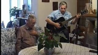 (sol soldato de levita)père roger Verge et yannick buquet a la guitare