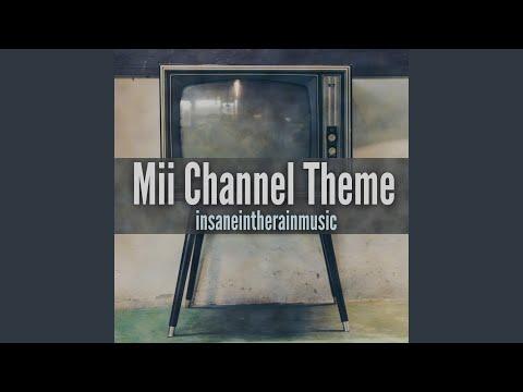Mii Channel Theme (feat. Gabe Nekrutman & Chris Allison)