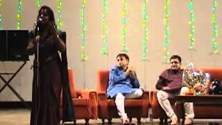 DR. ANU SAPAN Kaviyatri from  shringar ras