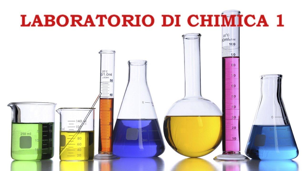 Eccezionale Esperimenti per bambini - Laboratorio di chimica 1 - YouTube MK04