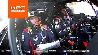 Wrc   Rally Sweden 2020: Onboard Compilation Hyundai