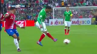 Mexico vs Costa Rica. 2-0 narracion tica 2017 ticos engreidos y habladores